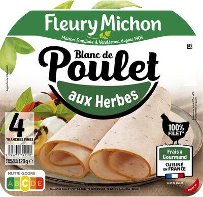 Blanc de Poulet - aux Herbes - Produit - fr