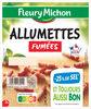 Allumettes lardons - 25 % de sel* - 2x75g - Produit