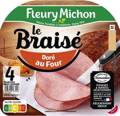 Le Braisé - Doré au Four - Produit - fr