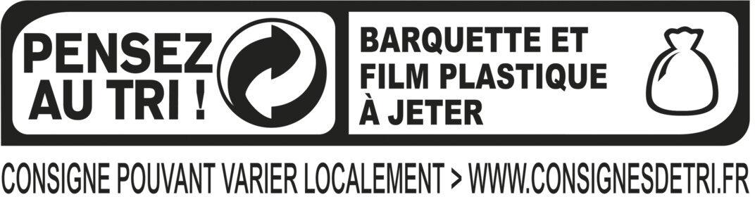 Le Braisé - Doré au Four - Instruction de recyclage et/ou informations d'emballage - fr