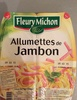 Allumettes de Jambon - Produit