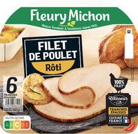 Filet de Poulet - Rôti - Product - fr