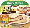 Filet de poulet rôti - 10 tr. - Produkt
