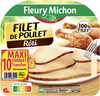 Filet de poulet rôti - 10 tr. - Produto