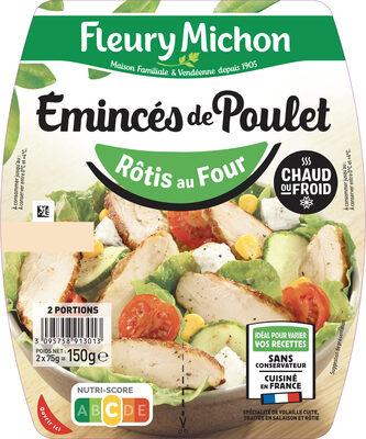 Emincés de Poulet - Rôtis au Four - Prodotto - fr