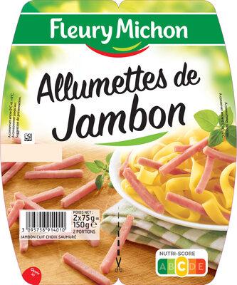 Allumettes de Jambon - Produit - fr