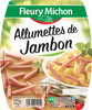 Allumettes de jambon - 2x75g. - Product