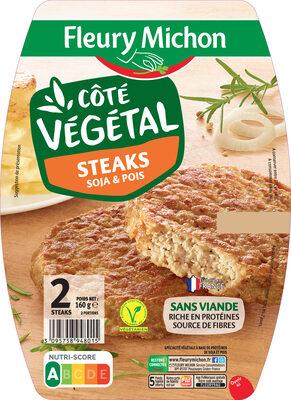 Steak Végétal soja et pois - Product