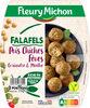 Falafels pois chiches, fèves, coriandre et menthe - Produit