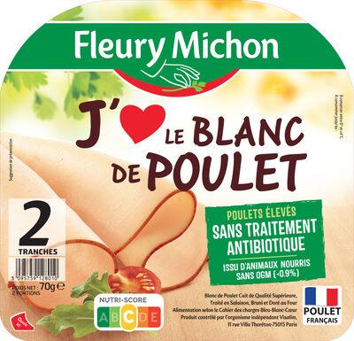 Blanc de Poulet J'AIME - 2 tr. - Product - fr