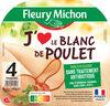 Blanc de Poulet J'AIME - 4 tr. - Produit
