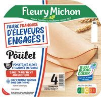 Blanc de Poulet - FILIERE FRANCAISE D'ELEVEURS ENGAGES - Prodotto - fr