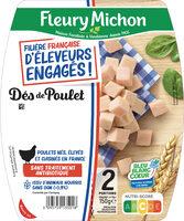 Dés de poulet - Filière Française d'Eleveurs engagés - Prodotto - fr