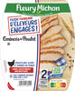 Emincés de poulet - FILIERE FRANCAISE D'ELEVEURS ENGAGES - Product