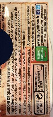Allumettes J'aime Nature -25% de sel* -2*75g - 3