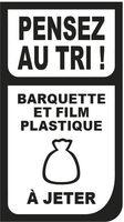 Allumettes - Nature -25% de sel* - FILIERE FRANCAISE D'ELEVEURS ENGAGES - Recyclinginstructies en / of verpakkingsinformatie - fr