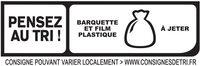 Rôti de Porc - 100% Filet** - BIO - Instruction de recyclage et/ou informations d'emballage - fr