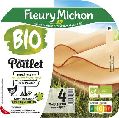 Blanc de Poulet - BIO - Product - fr