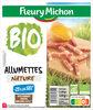 Allumettes  nature Bio - 25 % de sel* - 2x60g - Produit