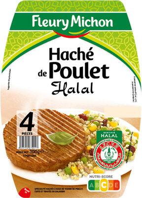 Haché de Poulet - Halal - Prodotto - fr