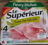Le supérieur sans sel nitrité - Product - fr