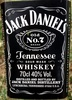Jack Daniel's N°7 - Produto