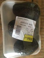 Avocat Hass - Produit - fr
