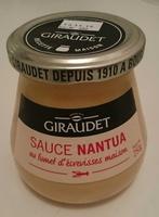 Sauce Nantua au fumet d'écrevisses maison - Product