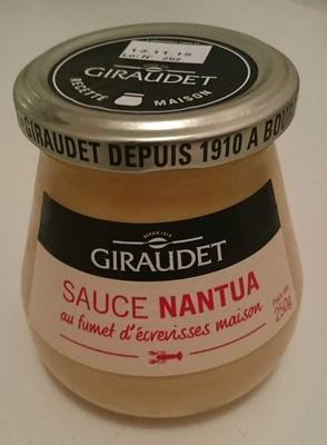 Sauce Nantua au fumet d'écrevisses maison - Product - fr