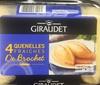 4 Quenelles fraîches de Brochet Sauvage - Product