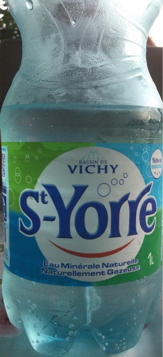 Saint-Yorre - Produit