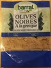 Olives noires a la grecque - Produit