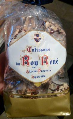 Calissons du Roy René Aix en Provence - Produit - fr