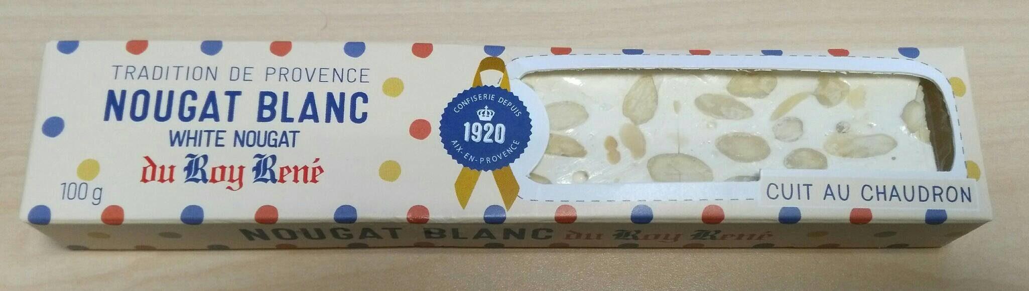 Nougat blanc du Roy René - Produit - fr