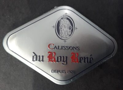 Roy. calisson Bte. los. fer - Produit