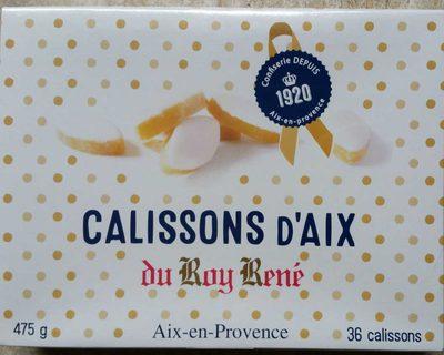 Calissons d'Aix du Roy René - Produit