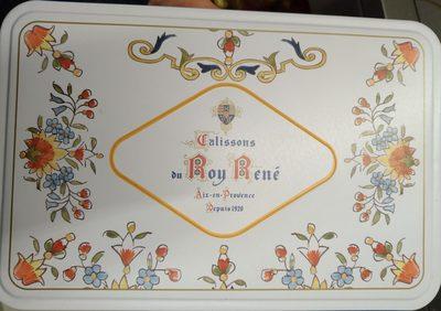 Calissons du Roy René - Produit
