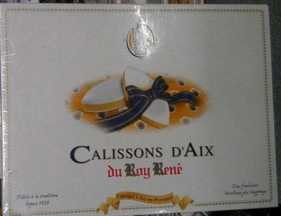 Calissons d'Aix du Roy René - Produit - fr