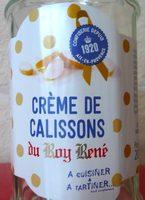 Crème de calissons - Product - fr