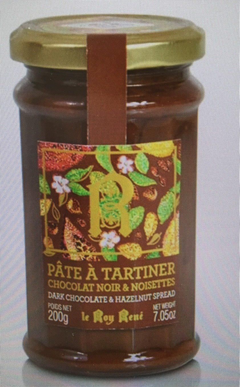 Pâte à tartiner Chocolat Noir & Noisettes - Product