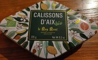 Calissons D'Aix bio - Product