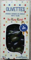 Olivettes du Roy René - Produit