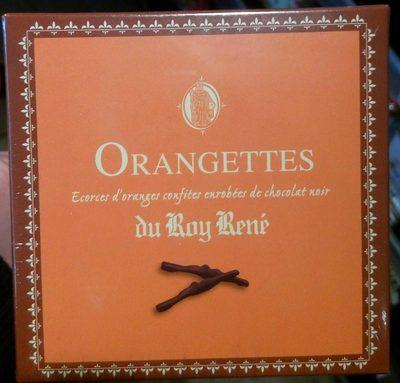 Orangettes du Roy René - Prodotto - fr