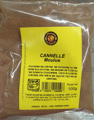 Cannelle moulue - Product - fr