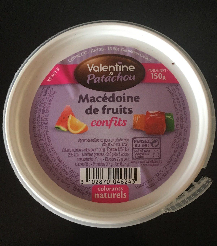 Macédoine de fruits - Product