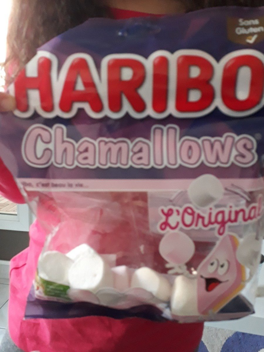 Chamallows - Ingredients - fr