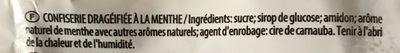 Starmint 200g - Ingredients - fr