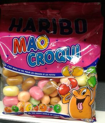 Mao Croqui - Produit