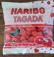 Fraises Tagada Haribo - Produit