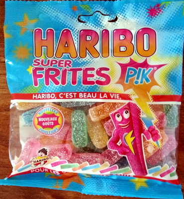 Super frites P!k - Product